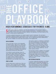 Office Playbook